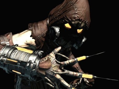 how to get the batclaw in batman arkham asylum