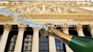 2017 Ends With Big Stock Returns - January 5, 2018