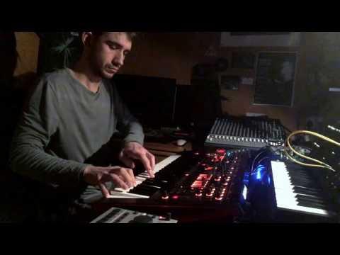 Robert Logan late night ambient improvisation 1