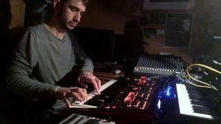 Robert Logan late night ambient improvisation #1