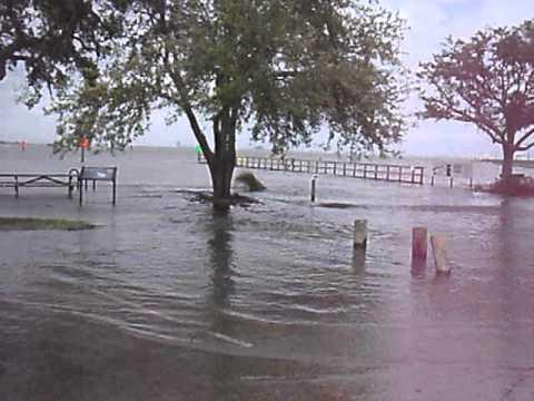 Tropical Storm Debby Tampa Florida 2012