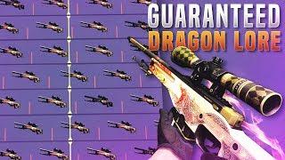 GUARANTEED DRAGON LORE CASE!