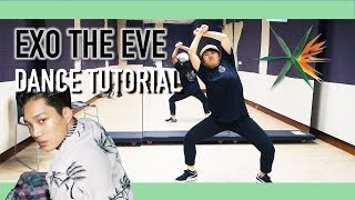 Video EXO_전야 (前夜) (The Eve) Dance Tutorial | FULL w Mirror [Charissahoo] download MP3, 3GP, MP4, WEBM, AVI, FLV Oktober 2017
