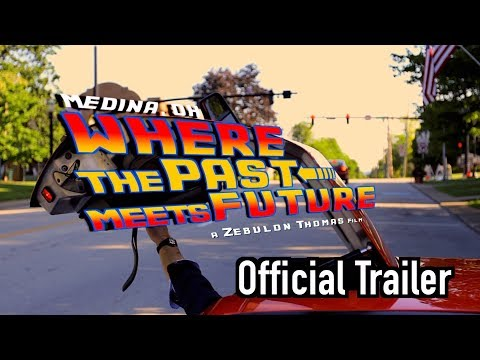 "Medina, Ohio ""Where The Past Meets Future"" - Official Trailer!!!"