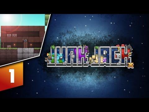 Junk Jack X | Let's Play | Episode: 1 Starting Off Fresh!