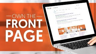 How to Own the Front Page of Google Not Just Rank #1 | Neil Patel SEO Basics