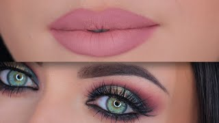new year s eve smokey sparkly makeup tutorial