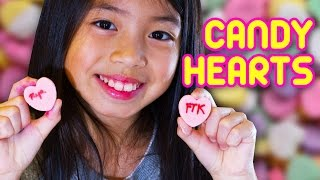 Diy Candy Hearts (made Possible By Cuties) | Full-time Kid | Pbs Parents