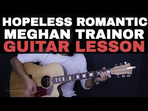 Hopeless Romantic ukulele chords - Meghan Trainor - Khmer Chords