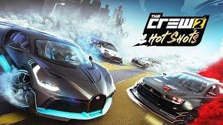 The Crew 2 Hot Shots Update! Bugatti DIVO!