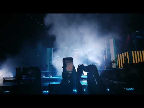 Jonas Brothers - HBT Monterrey 2019 Rollercoaster