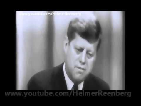 President John F.  Kennedy's 3rd News Conference - February 8, 1961