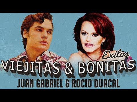 JUAN GABRIEL & ROCIO DURCAL EXITOS ROMANTICOS MIX 2018 SUS MEJORES CANCIONES