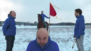 Repeat youtube video Year of the Horse (Tumba Ping Pong Show)