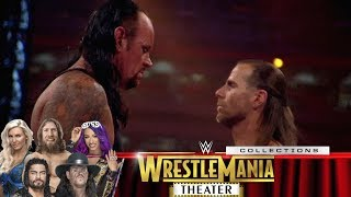 Undertaker vs Shawn Michaels - Wrestlemania 26 Full Match HD