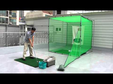 ematgolf nice shot golf swing practice net.