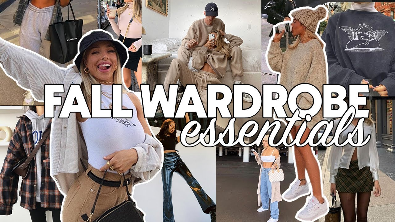 Download 2021 Fall Wardrobe Essentials   Must Have Pieces and Where to Get Them!