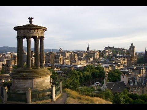 Calton Hill - Edinburgh, Scotland