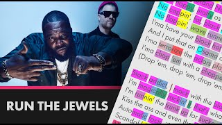 Run The Jewels - yankee and the brave - Lyrics, Rhymes Highlighted (179)