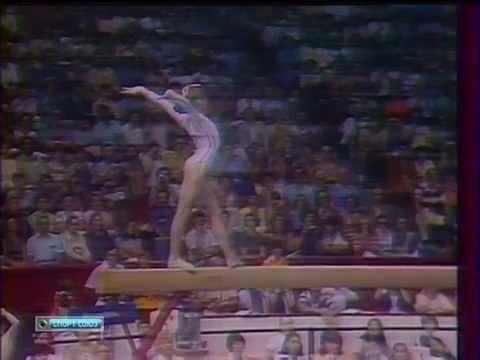 1976 Olympics  Women's gymnastics