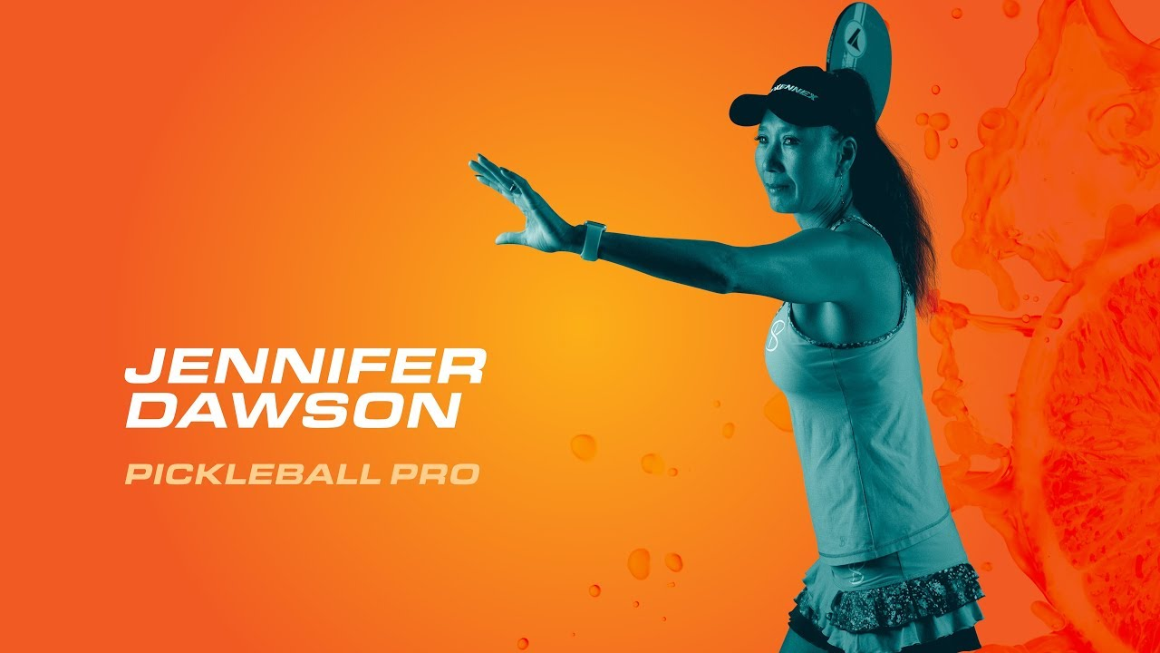 Jennifer Dawson | Jigsaw Pickleball Pro | Full Interview