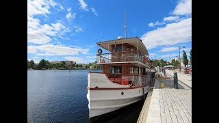 Steamship Tour And Cruise Mv Dirona Channel