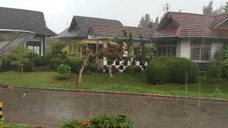 أمطار وخيرات في #اندونيسيا كوتا بونقا
