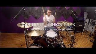 Papercut - Linkin Park drum cover