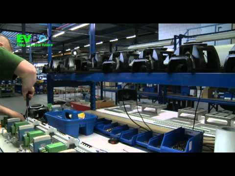 EV BOX Production, how the electric charging stations are made!