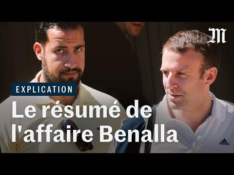 L'affaire Benalla résumée en 5 minutes