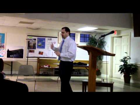 Tom Perriello: Egypt, Debt and Human Rights at Jubilee USA Network