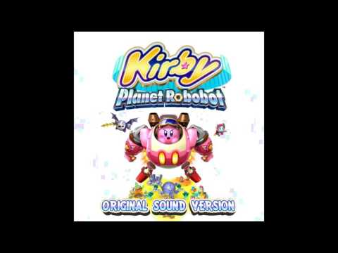 Kirby Planet Robobot - Full Soundtrack (Download Included)