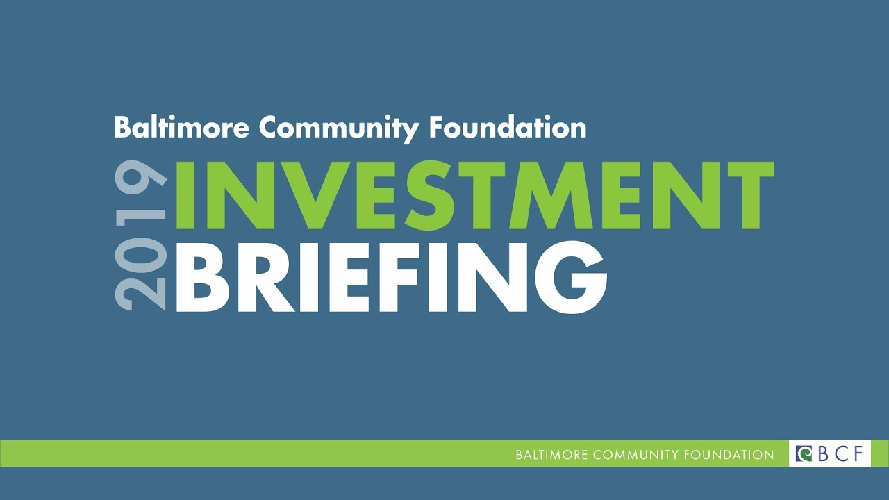 Baltimore Community Foundation Welcomes Christina Snyder and