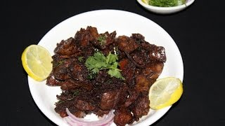 chicken liver fry quick and easy-chicken liver recipe pan fried-liver fry recipe
