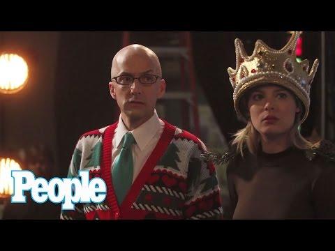 "Gillian Jacobs and Jim Rash Play ""How Well Do You Know?"" | People"