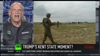 Jesse Ventura: U.S. Troops Sent to the Border 'Ridiculous' thumbnail