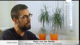 euronews - interview - Jörg Haider