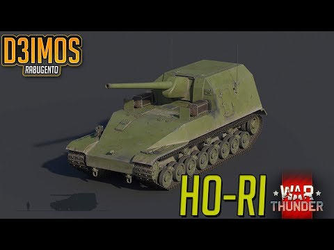 War Thunder: Ho-Ri! Ferdinand Japônes ?