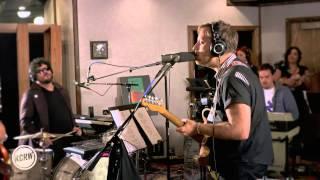 "The Arcs performing ""Put a Flower in Your Pocket"" Live from The Village for KCRW"