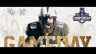 2018 UCF Football GameDay Trailer: Memphis (AAC Championship)