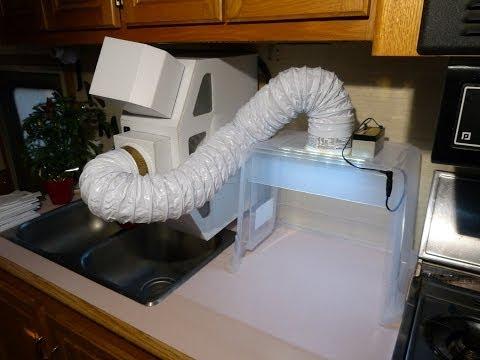 DIY Heat Recovery Ventilator - Full Build