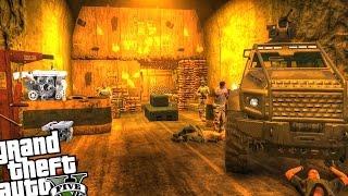 Custom Fallout Shelter - GTA 5 MOD