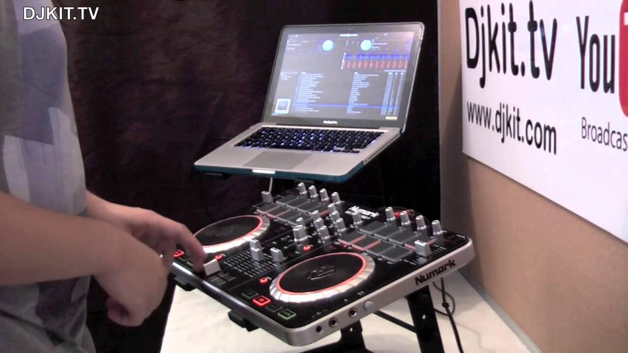 dj mixer numark pro 2