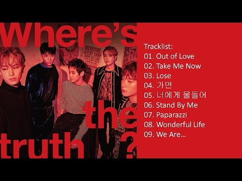 [Full Album] FTISLAND (FT아일랜드) - 6th ALBUM 'Where's the truth'