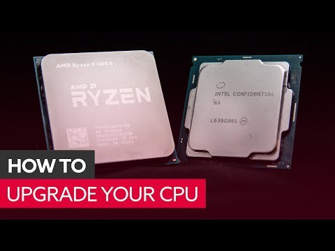Upgrade Your CPU... In Four Simple Steps | Processor Install