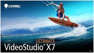 Corel VideoStudio Pro x7--- Ultimate & Pro Features Overview