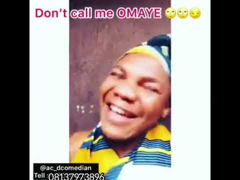 Download Don't call me Omaye