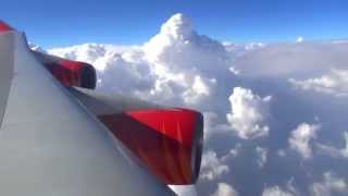 On-Board Air India Boeing 747-400!!!!!