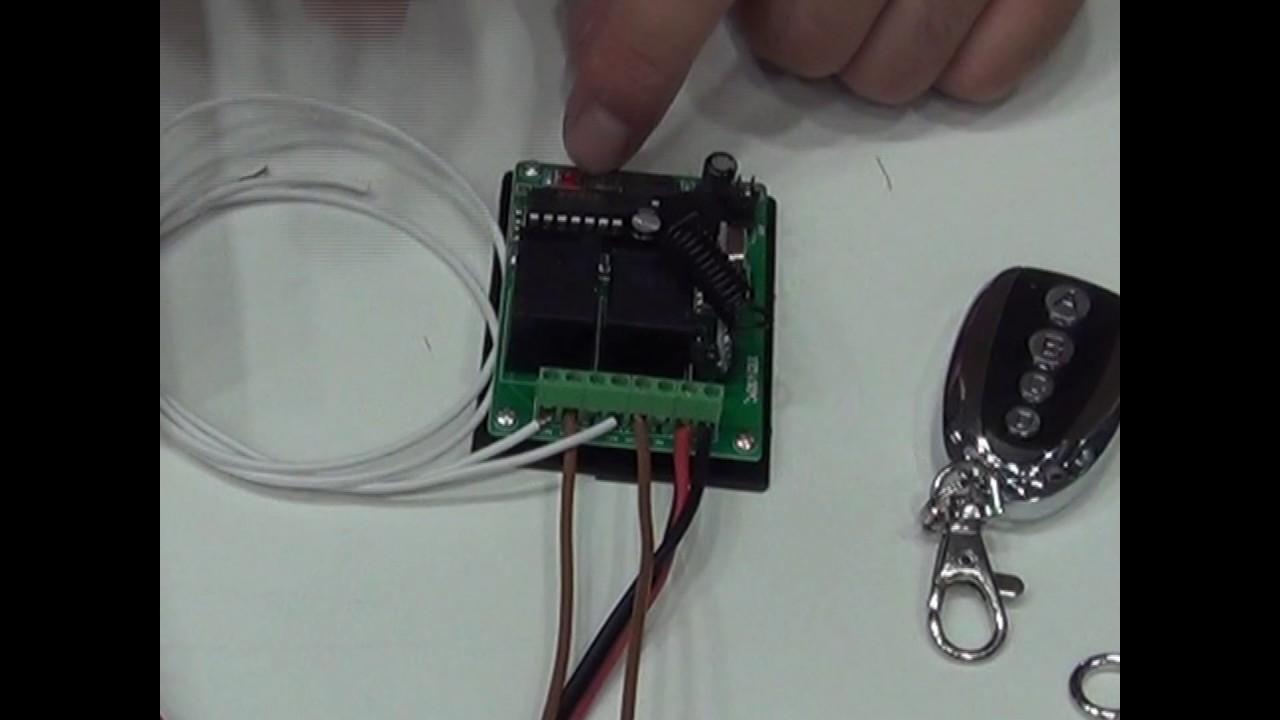 Accensione Luci Con Radiocomando.Come Installare Una Centralina Per Il Comando Delle Luci Pillola N 73 Di Materiale Elettrico