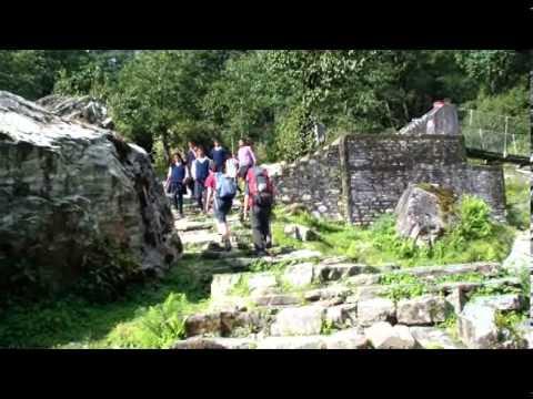 Our trek to Annapurna Base Camp   Nepal
